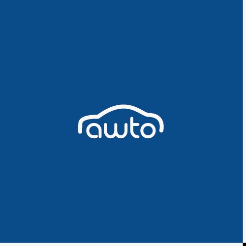 simple Logo for awto