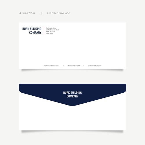 Burk Building Company - Brand Pack