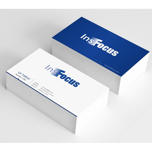 Business Card for InsFocus