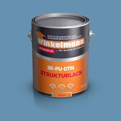 Winkelmann paint bucket