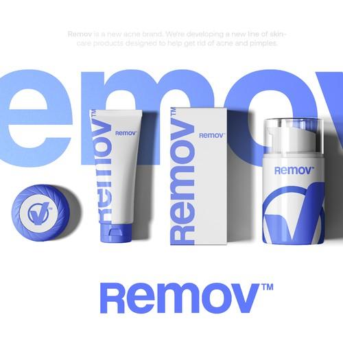 Remov - acne brand