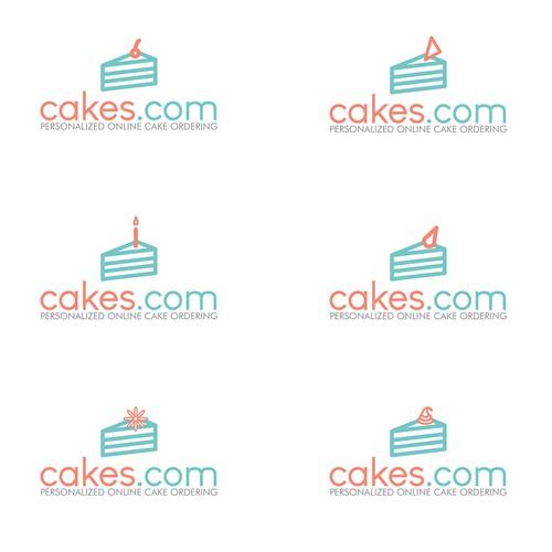 Cake ordering site logo