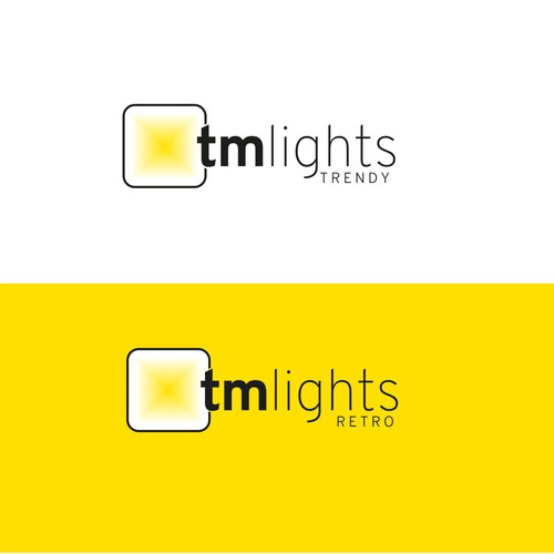 Logo concep for safety lights technology