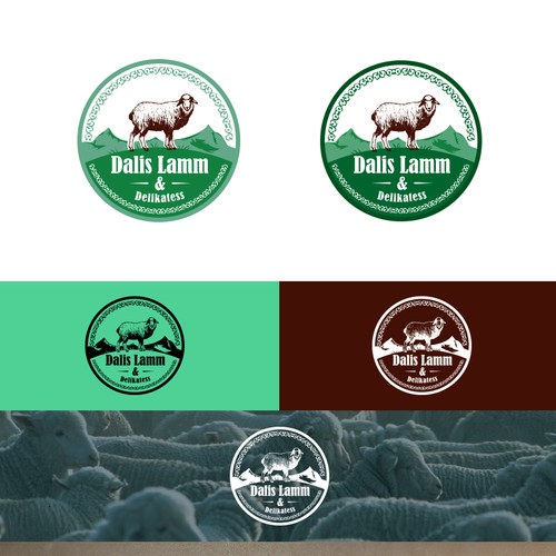 Design for lamb farmer