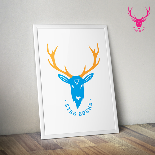 Game of Logos: Stag Socks Logo Competition