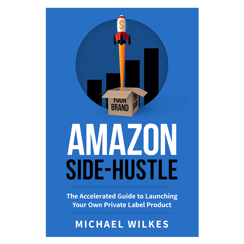 Book Cover concept About Amazon