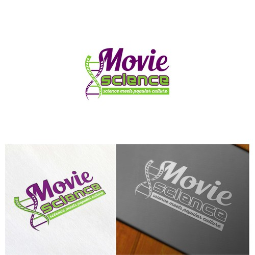 Create a fun logo and help scientists dissect movies.