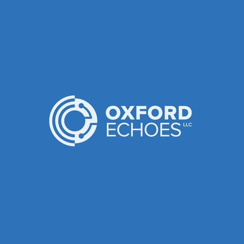 Logo for tech startup