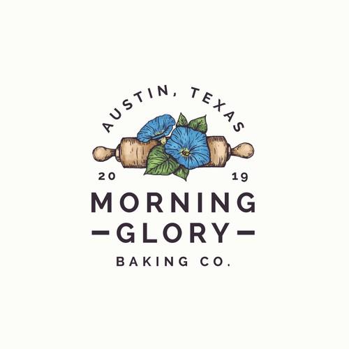 Bakery logo concept💐