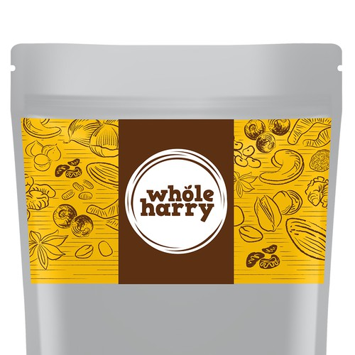 Natural Food Lable
