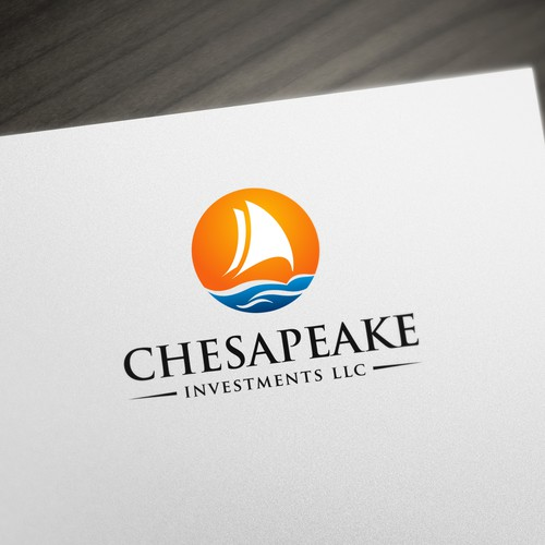 Luxury logo concept for real estate company