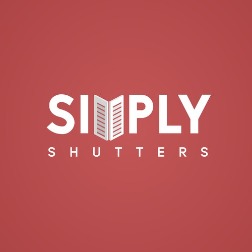 Clean logo for a Shutter company