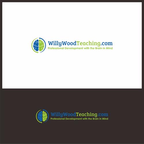 Logo concept for WillyWoodTeaching.com