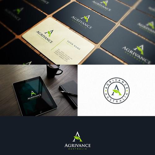 Awsome Logo Design for Agrivance™