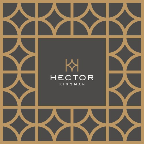 Star H Letter Logo