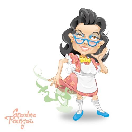 Grandma Rodrigas