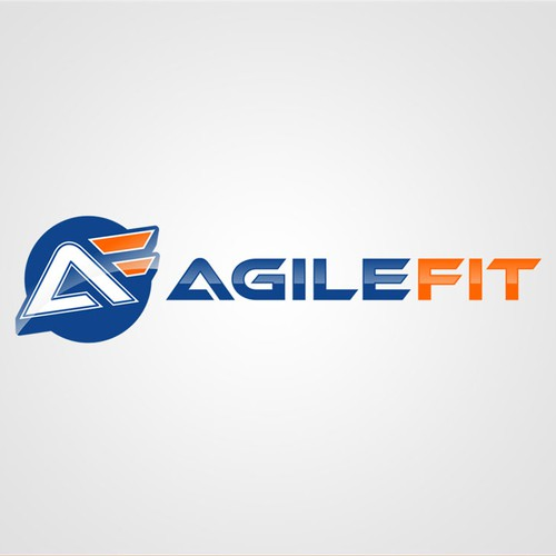 Design a logo for new strength equipment company, Agile Fit.