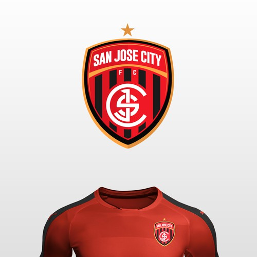 San Jose City F.C. logo