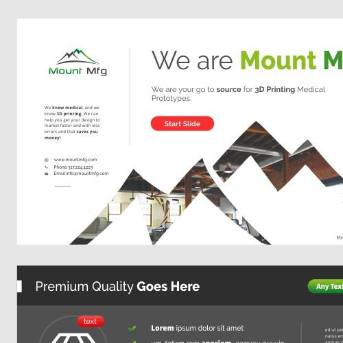 Mount MFG