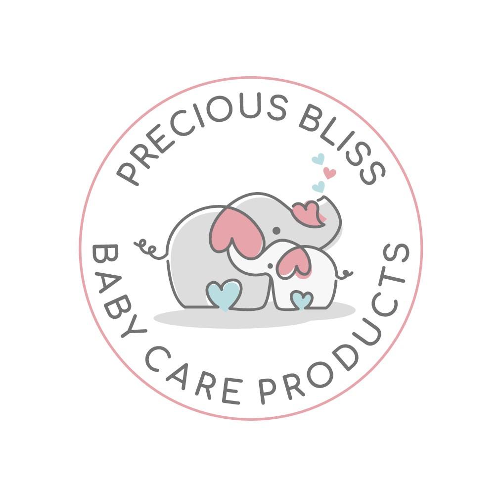 Nurturing & Peaceful logo design for Baby/Young children goods business.