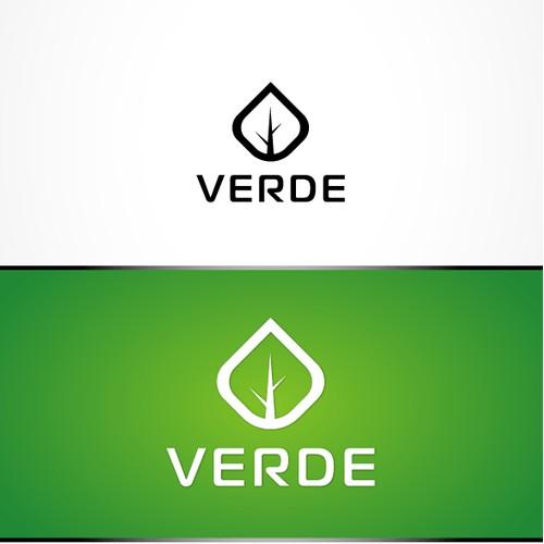 Verde Apartments logo for apartment complex