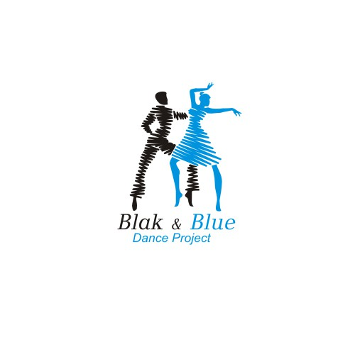 New logo wanted for Blak & Blue Dance Project