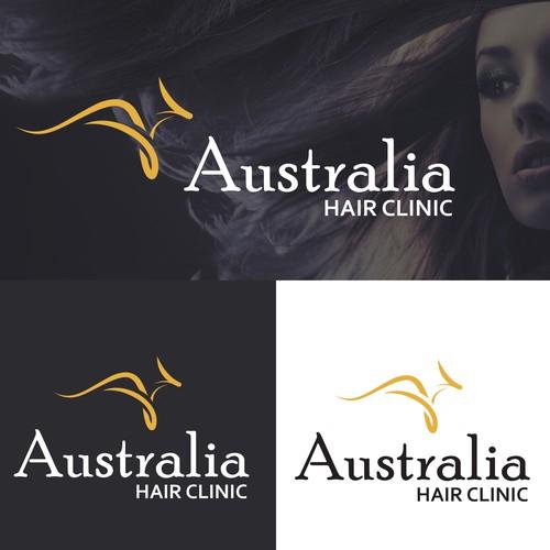 Australia HAIR CLINIC CONTEST LOGO