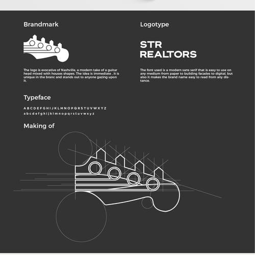 Clever realtor logo