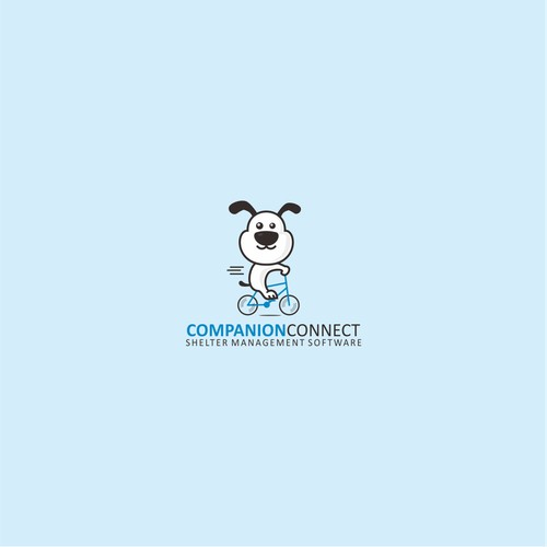 logo for pet company