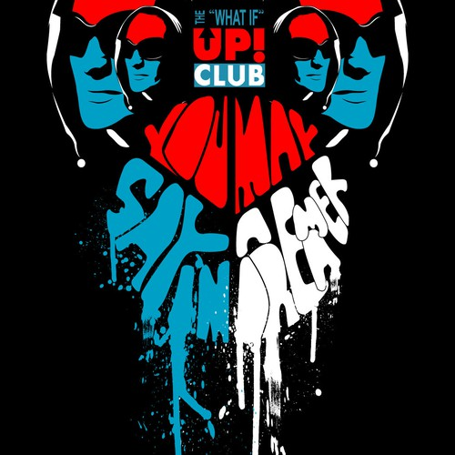 What If Up t-shirt