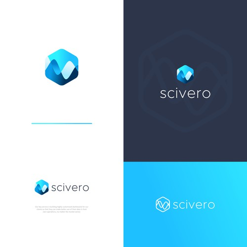 Logo for scivero
