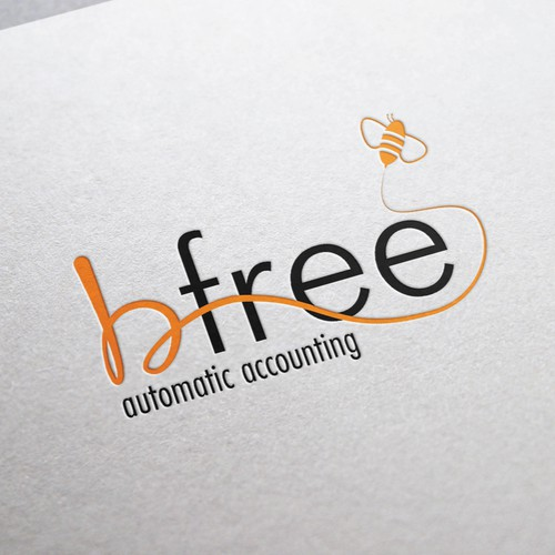 Create an innovative and modern logo for an automized accounting company