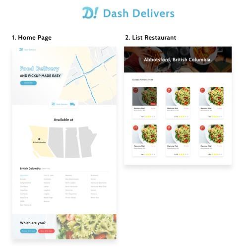 Dash Delivers