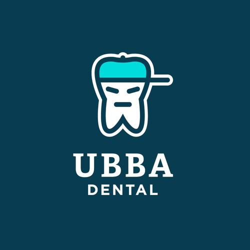 Logo for the dentist-rapper