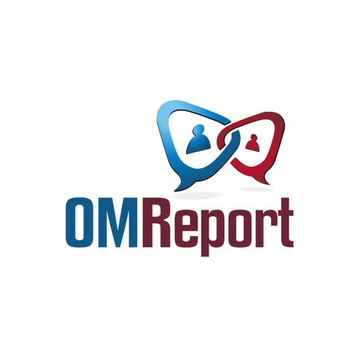 Logo Design for OMReport