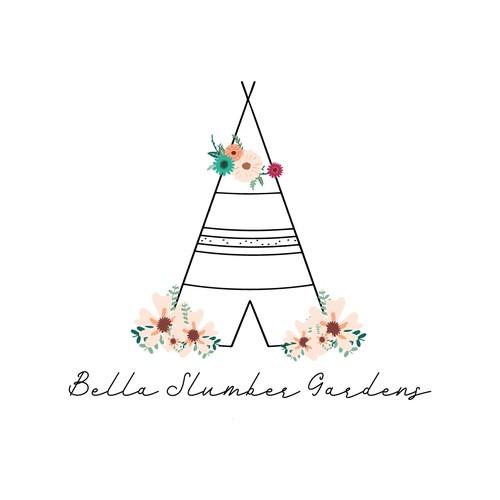 Sweet feminine logo