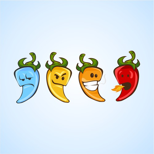 mascot hot pepper