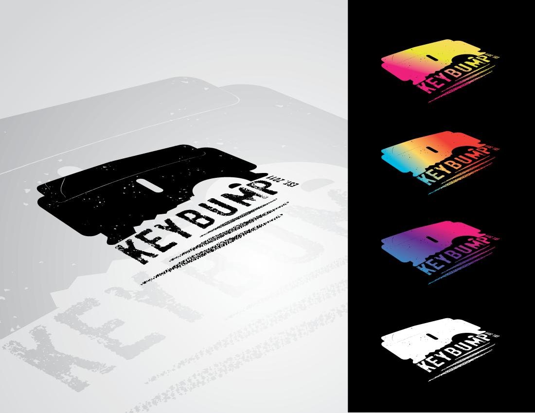 keybump apparel needs a new logo