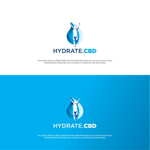 HYDRATE.CBD logo