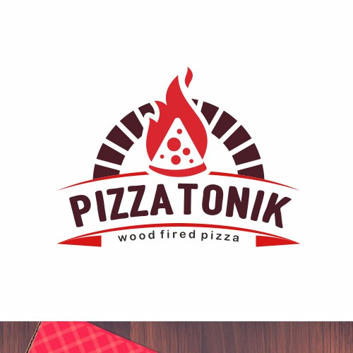 Eye catching logo for a pizzeria