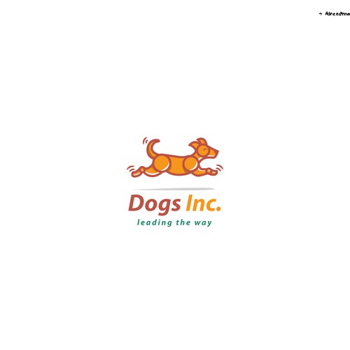 Dogs Inc. needs a new logo