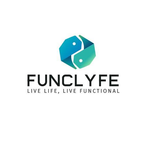 Logo Design Concept for FUNCLYFE