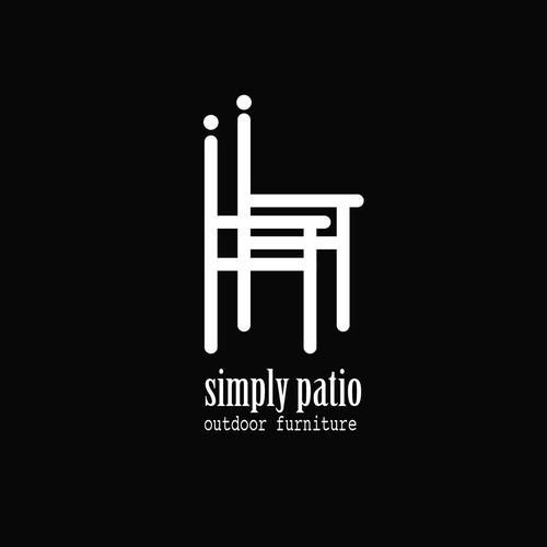 Logo for outdoor furniture retailer