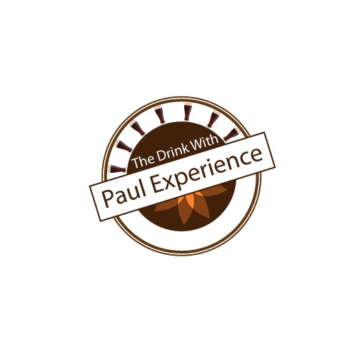 The Drink With Paul Experience needs a crazy logo