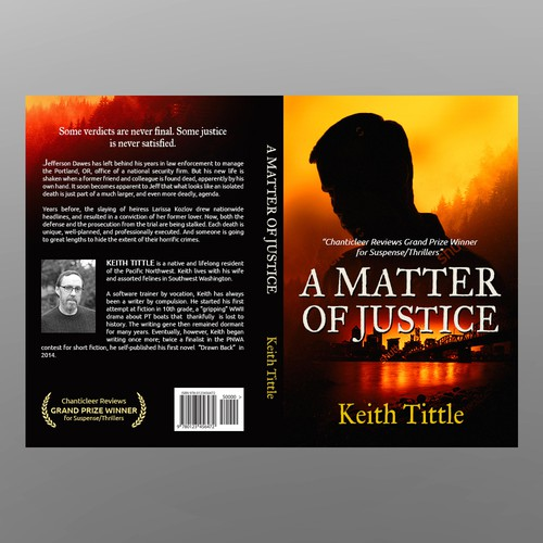 A Matter Of Justice Book Cover