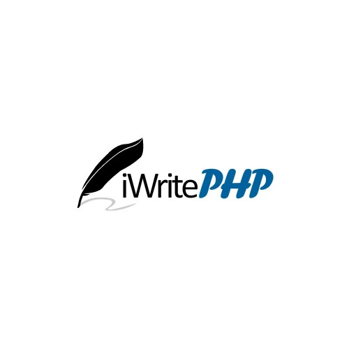 iWritePHP Logo