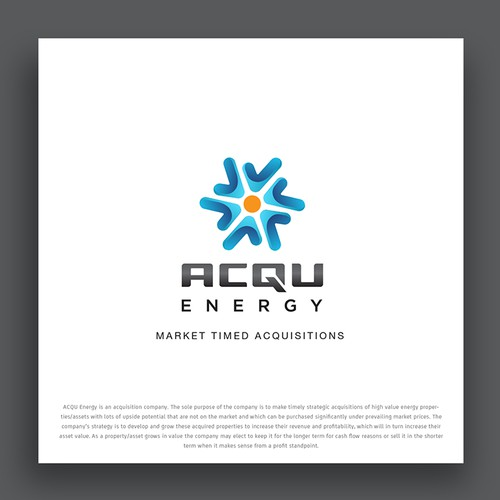 ACQU Energy logo contest