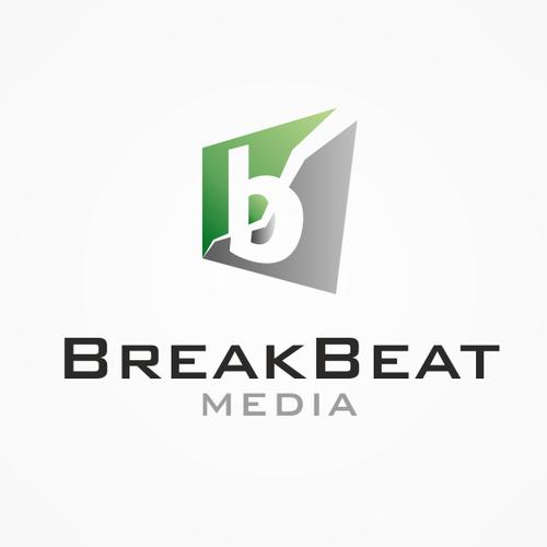 BreakBeat Media Logo/Corporate Identity