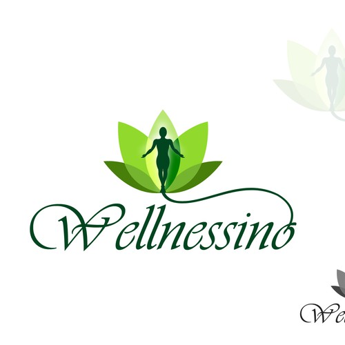 Logo Design for Wellnessino