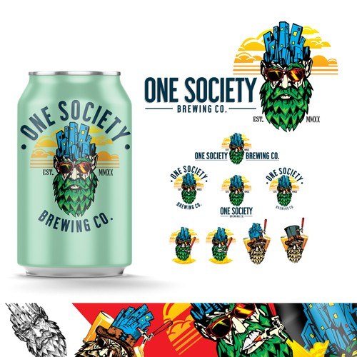 One society brewing co.